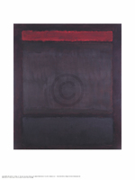 60cm x 80cm No.14 Painting                   von Mark Rothko